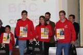Elena Ayuso recibe una de las becas Diputación Contigo (2)