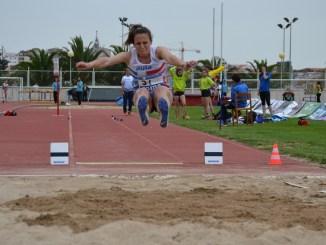 Lucia Sánchez - Comienza la pista para los Atletas del Capex en Extremadura