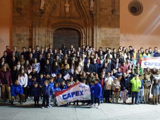 Éxito en la Presentación de los Equipos Capex 2018 y de la X edición de los premios CAPEX