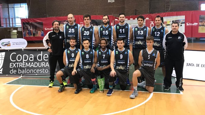 BB Baloncesto Badajoz campeón de la Copa Extremadura 2018