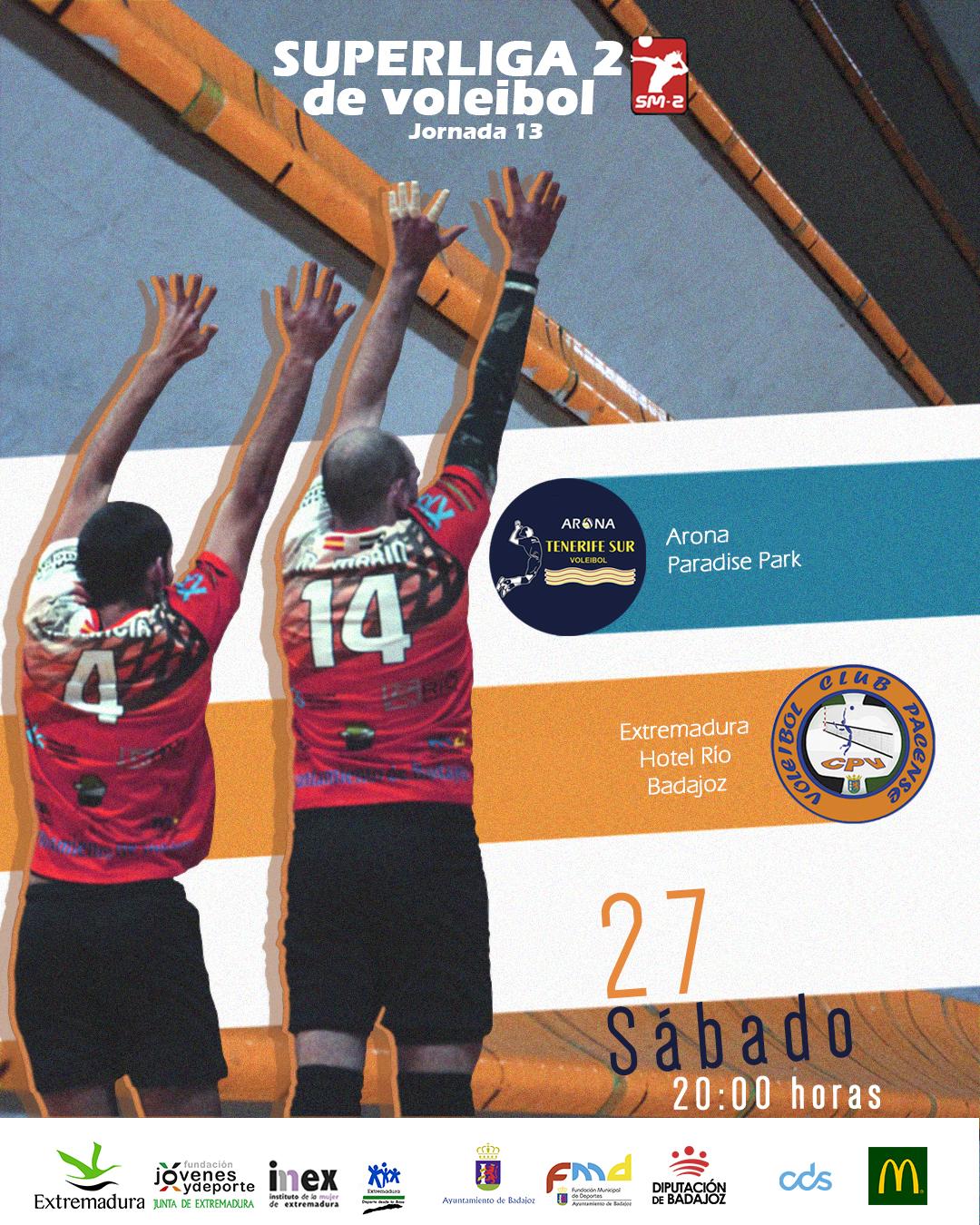 El Extremadura Hotel Río Badajoz busca la victoria fuera de la península