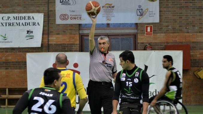 El Mideba Extremadura, a por la sexta victoria consecutiva ante Vigo