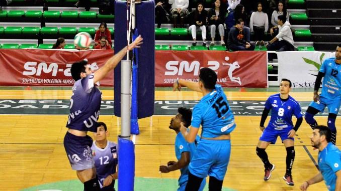 Electrocash Extremadura se enfrenta al Club Vigo Voleibol