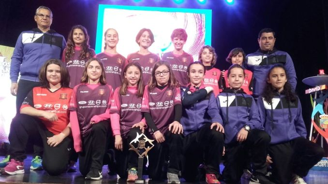 Féminas Don Benito Fútbol Club