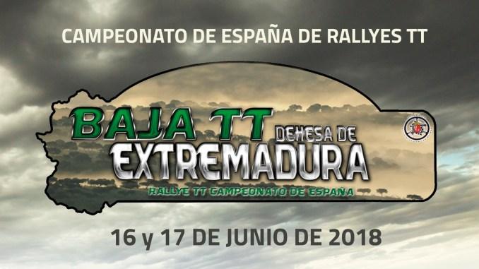 La Baja TT Dehesa de Extremadura se presentará en FITUR