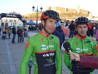 Pedro_Alejandro - El Extremadura-Ecopilas MTB inicia la temporada en Val Serena Bike Race