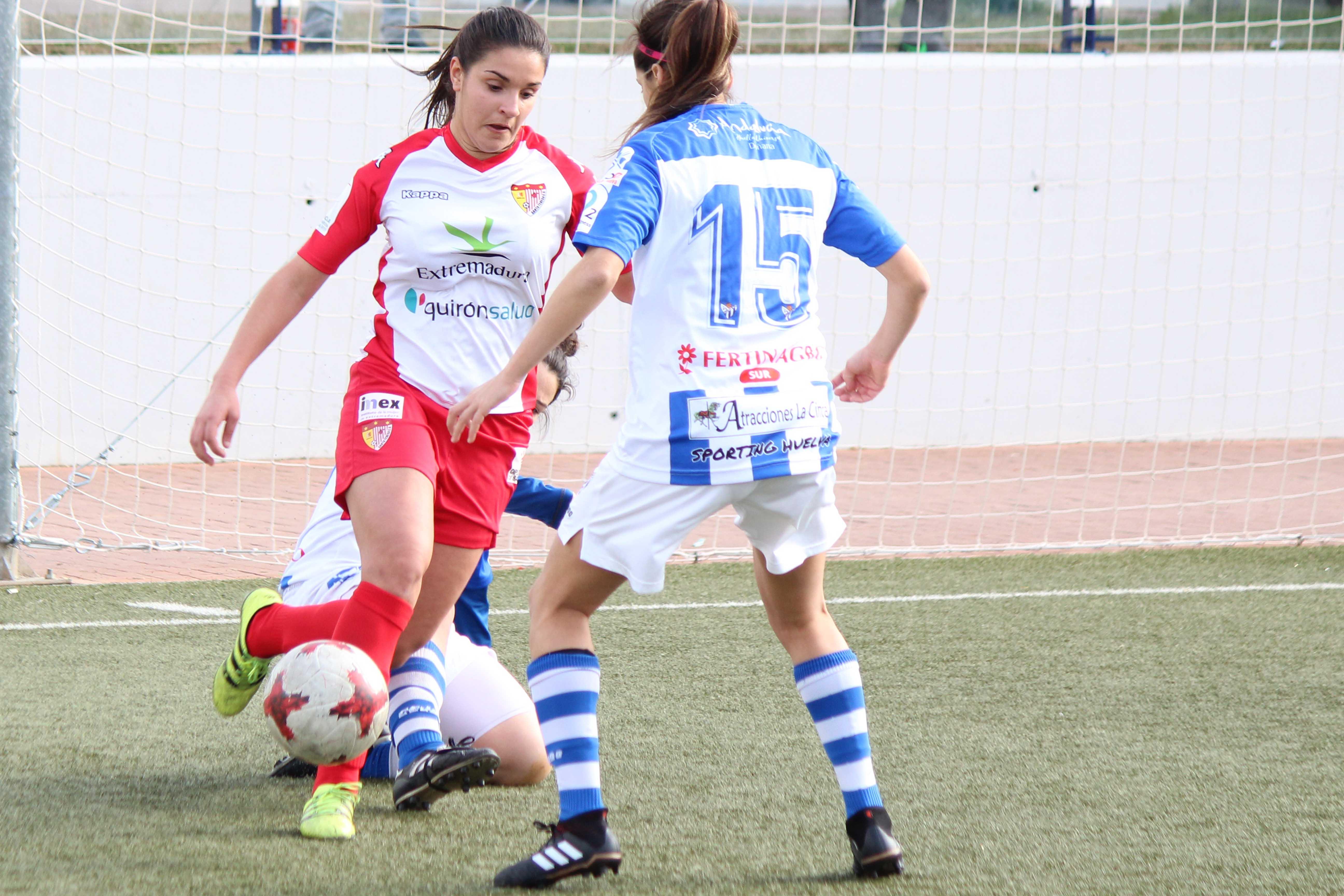 Reparto de puntos entre Santa Teresa Badajoz y Sporting Huelva (1)