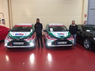 Vehículos MRT Rallye Team