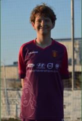 Claudia LG - II Jornada de Fútbol Femenino Extremeño en la localidad pacense de Barcarrota