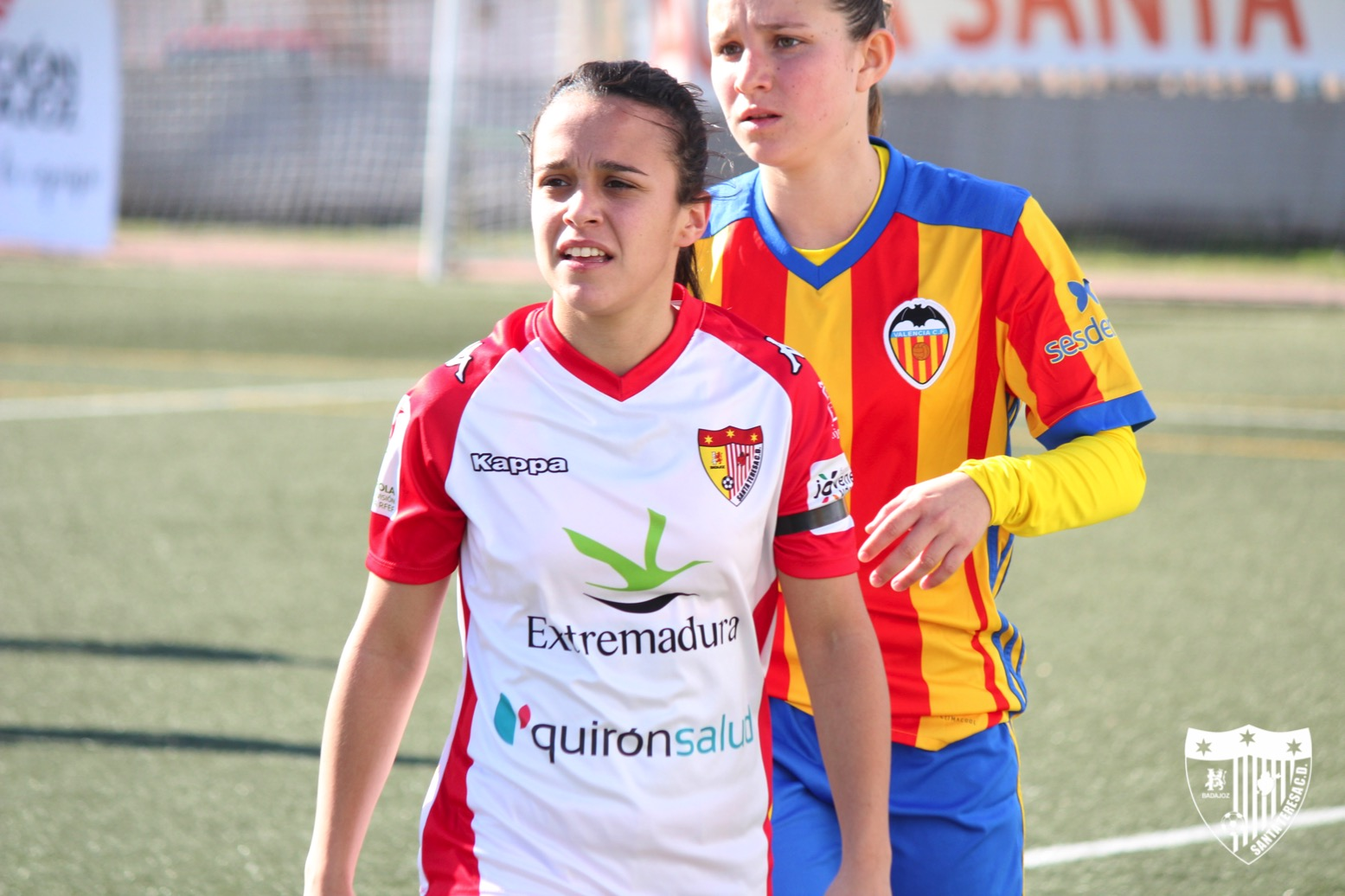 El Santa Teresa Badajoz, a seguir sumando en casa del vigente campeón