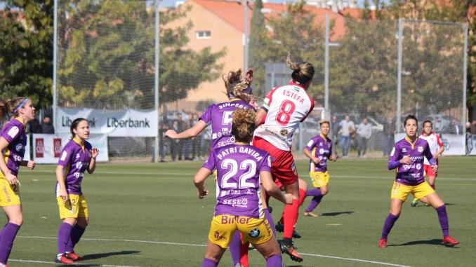 El Santa Teresa Badajoz no consigue sumar ante UDG Tenerife