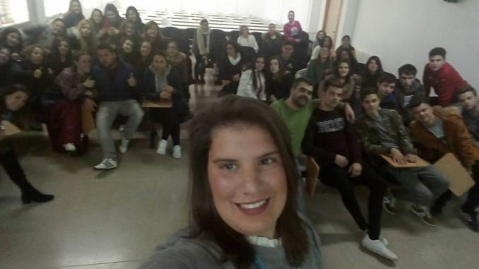 Elena Ayuso, presente en la II Semana de la Discapacidad del Instituto Benazaire