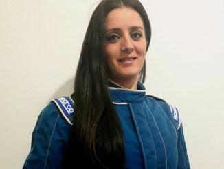 La copiloto cordobesa Noelia Gil ficha por el Extremadura Rallye Team