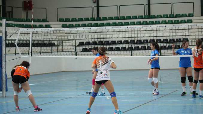 Primera derrota del Extremadura Hotel Río Badajoz Femenino