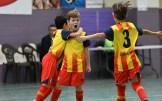 Épico empate de los Benjamines Extremeños que les permite soñar con las semifinales (8)