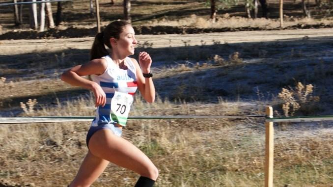 8º puesto para Naykare Rodríguez en el Campeonato de España de cross escolar