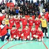 Asturias, Campeona de España Benjamín Fútbol Sala en Montijo (7)