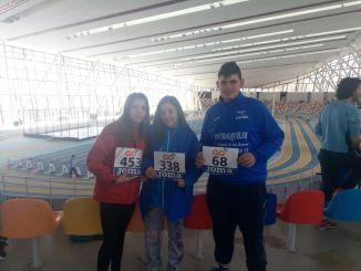 Décimo cuarta posición de David Merín en el Campeonato de España sub16 de Sabadell
