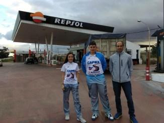 Décimo segunda posición para Naykare Rodríguez en los 3000ml en el Campeonato de España sub16