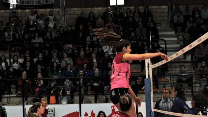 El Extremadura Arroyo termina la temporada con una clara victoria ante Feel Volley Alcobendas por 3-0