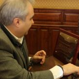 El alcalde de Badajoz recibe a la campeona de España Elena Ayuso (4)