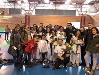 Excelentes resultados del Club Don Benito de Judo en el Campeonato de Extremadura Infantil y Cadete Judex de Judo