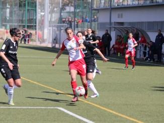 Gran esfuerzo sin premio para el Santa Teresa Badajoz ante el Sevilla FC