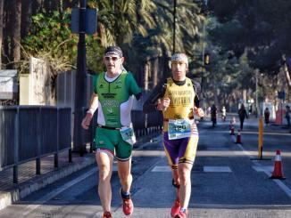 Kini Carrasco se proclama campeón de España de duatlón de media distancia