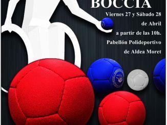 Campeonato de Extremadura de Boccia en Aldea Moret (Cáceres)