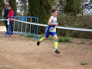 Diez podiums para los triatletas del Capex en la tercera jornada de la liga de Triatlón Divertido Judex