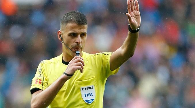El árbitro extremeño Gil Manzano arbitrará la Final de COPA DEL REY 2018