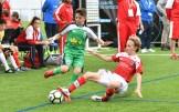 La Selección Extremeña Alevín F8 alcanza las semifinales por primera vez en su historia (2)