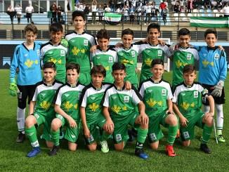 La Selección Extremeña Alevín F8 caen en semifinales ante Andalucía