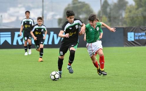 La Selección Extremeña Alevín F8 con opciones tras sumar cuatro puntos en la primera jornada (1)