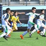 La Selección Extremeña Alevín F8 con opciones tras sumar cuatro puntos en la primera jornada (2)