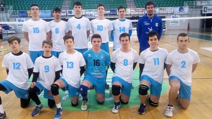 Los juveniles del Electrocash Extremadura CCPH prepraran el Campeonato de España