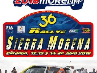 Doble presencia extremeña en el Rallye Sierra Morena