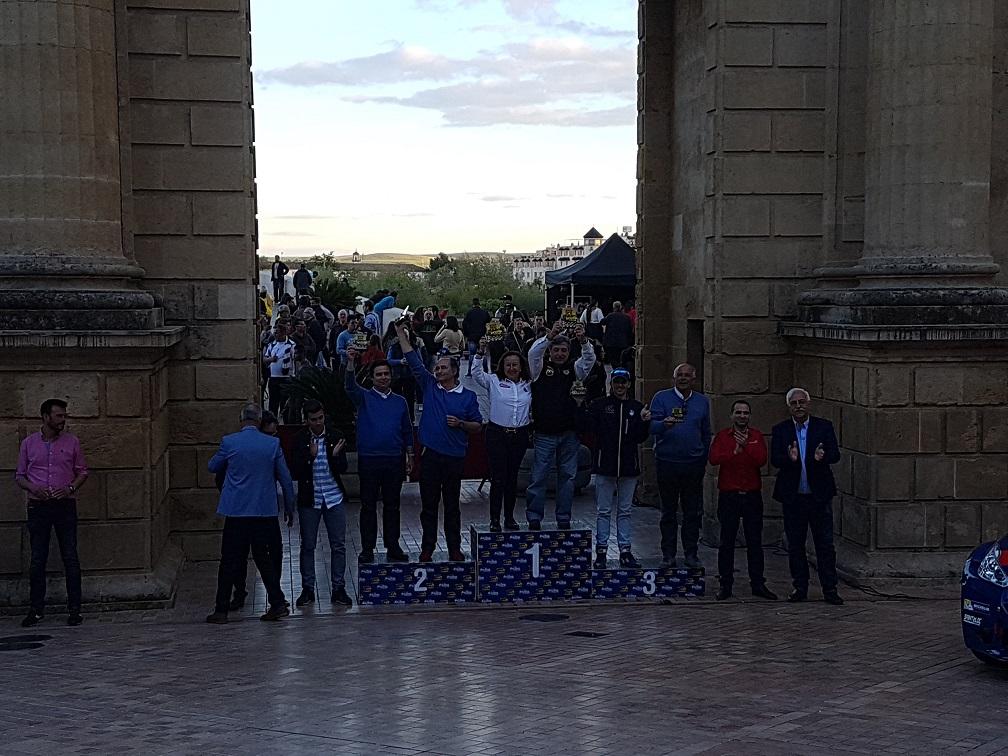 Sendas victorias para Concha Velázquez en Barbastro y en Sierra Morena