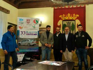 Presentada la nueva edición del Rallye Norte de Extremadura
