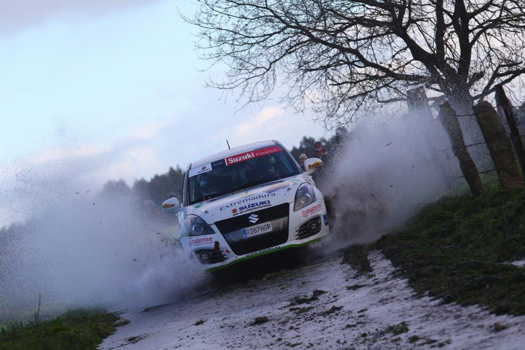 El Q Racing Extremadura compite este fin de semana en el Rallye Sierra Morena