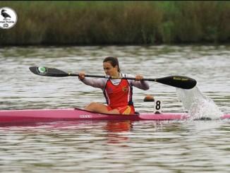 Teresa Tirado regresa con dos oros en la Primera Copa de España de Sprint Olímpico en Trasona