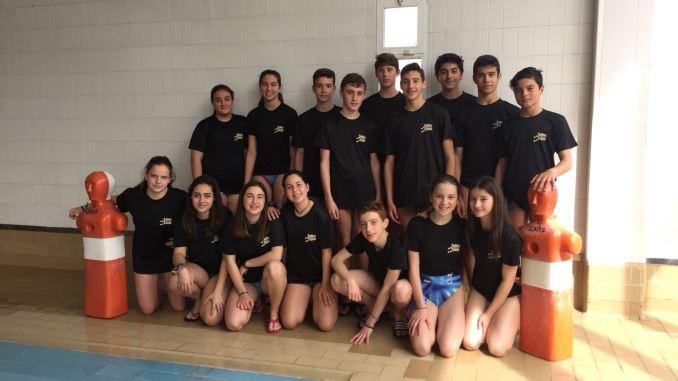 VIII Campeonato de Extremadura de Salvamento y Socorrismo en Don Benito