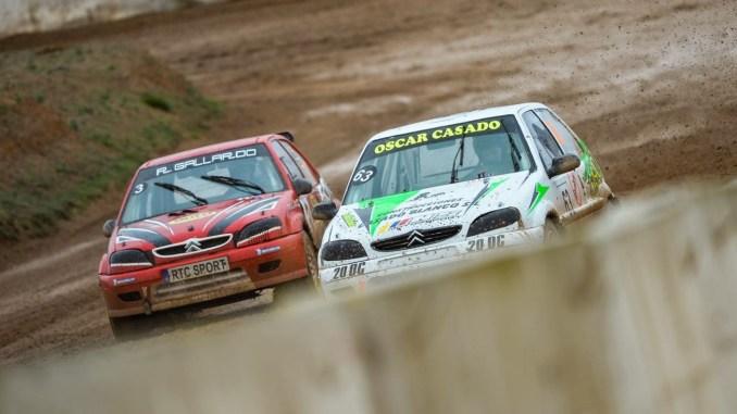 Óscar Casado de Ráfagas Racing participará en el Autocross de Esplús