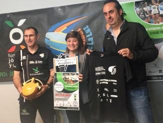 Arroyo de la Luz acogerá los próximos 26 y 27 de mayo el I Torneo Internacional Extremadura de Voleibol Femenino