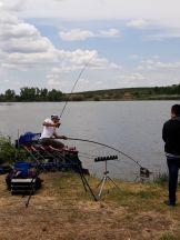 Carlos Labrador Diploma Nacional de Pesca con Cebador (1)