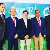 """El Club de Tenis Cabezarrubia reconocido como mejor """"Club de Pádel de Extremadura"""" (4)"""
