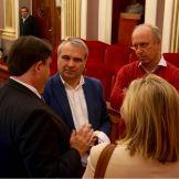 Es el momento de que el equipo sienta el apoyo de la ciudad de Badajoz (2)