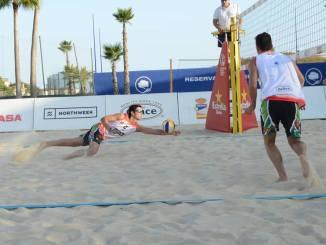 II Trofeo Ferias Ciudad de Cáceres de Voley-Playa
