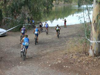 La Isla del Zújar decidirá los campeones de Extremadura de Triatlón Cros