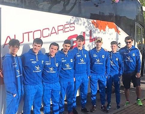 Los juveniles del Electrocash Extremadura CCPH viajan hasta Lorca